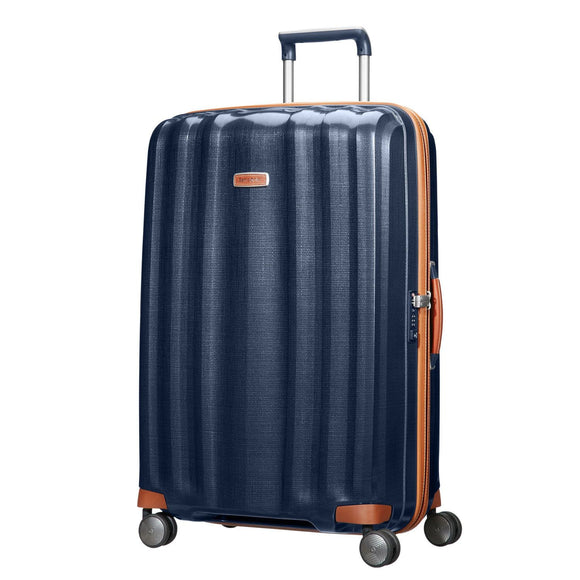 Samsonite Lite-Cube DLX 82cm Spinner Midnight Blue