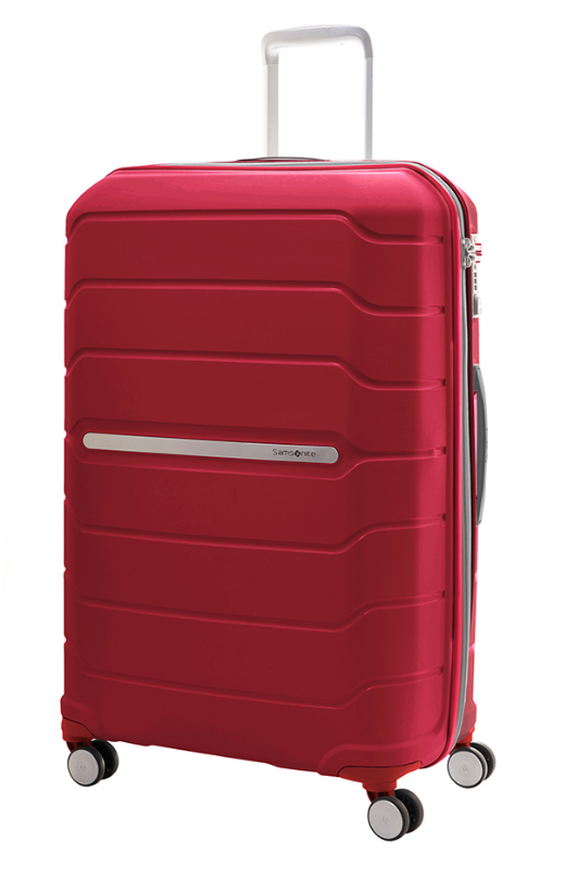 Samsonite Octolite 81cm Spinner Deep Red