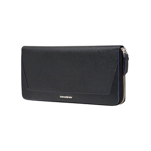 SAMSONITE PROMENADE RFID TRAVEL WALLET BLACK