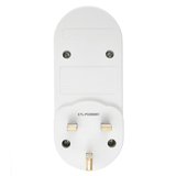 SAMSONITE ELECTRONIC ADAPTOR 4 X USB 3 AMP UK HK