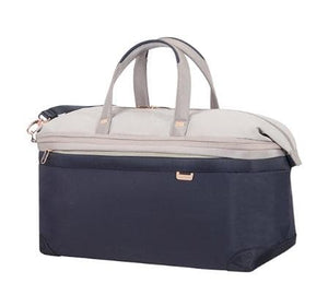 Samsonite Uplite 45cm Duffle Bag Expandable Pearl Blue