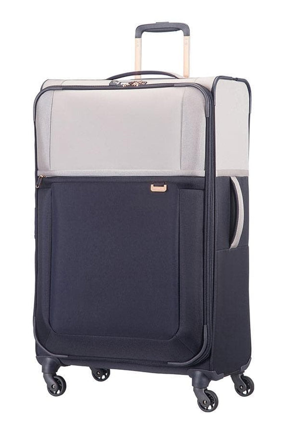 Samsonite Uplite 78cm Spinner Pearl/Blue