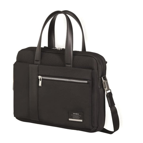 SAMSONITE OPENROAD CHIC SLIM BAILHANDLE 15.6 INCH BLACK