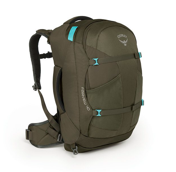 OSPREY FAIRVIEW 40 MISTY GREY S M
