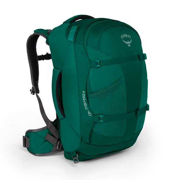 OSPREY FAIRVIEW 40 RAINFOREST GREEN XS S