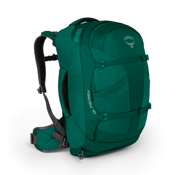 OSPREY FAIRVIEW 40 RAINFOREST GREEN S M