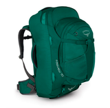 OSPREY FAIRVIEW 70 S M RAINFOREST GREEN