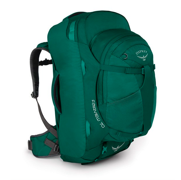 OSPREY FAIRVIEW 70 XS S RAINFOREST GREEN