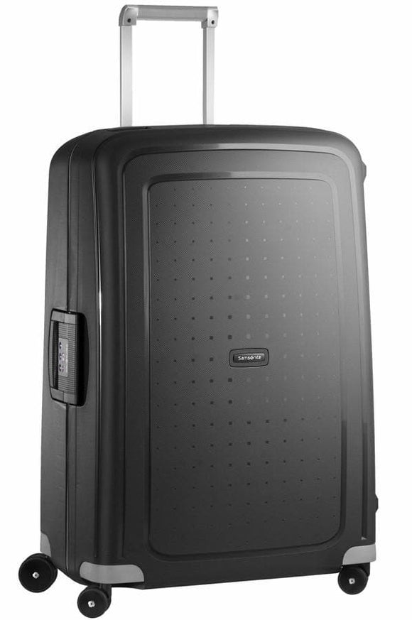 Samsonite S'Cure 75cm Spinner Black