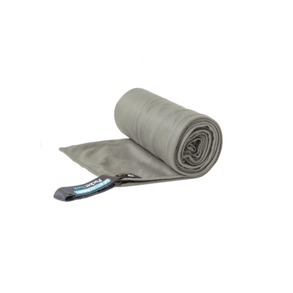 SEA TO SUMMIT MICRO FIBRE POCKET TOWEL SMALL GREY