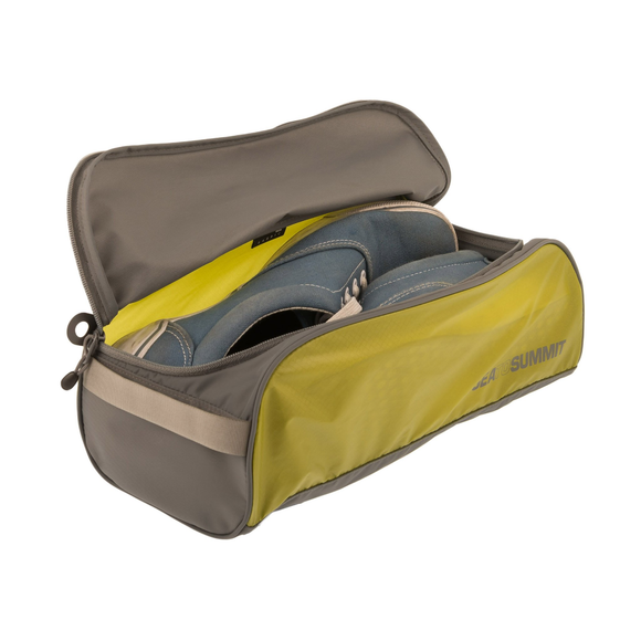 Sea to Summit Travelling Light Shoe Bag Small Lime