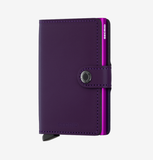 SECRID MINIWALLET PURPLE MATTE