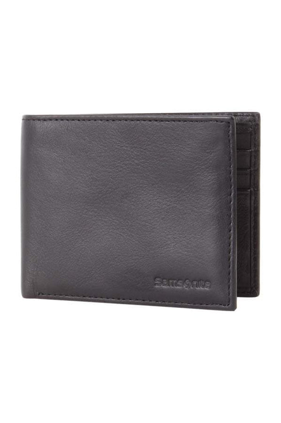 Samsonite Slimline Wallet Black