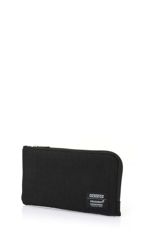 AMERICAN TOURISTER ANTIMICROBIAL POUCH KIT BLACK