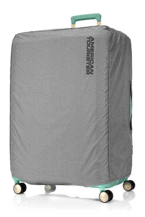 AMERICAN TOURISTER ANTIMICROBIAL LUGGAGE COVER XL GREY