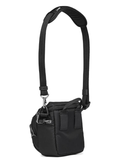 PACSAFE CAMSAFE LS CROSS SQUARE BLACK