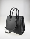 PETA + JAIN VALENTINE HANDBAG IN BLACK