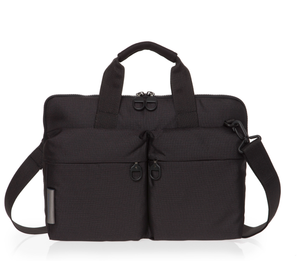 MANDARINA DUCK MD LIFESTYLE CARTELLA BRIEFCASE BLACK INK