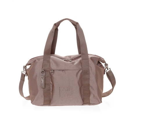 MANDARINA DUCK MD20 TRACOLLA DUFFLE BAG TAUPE