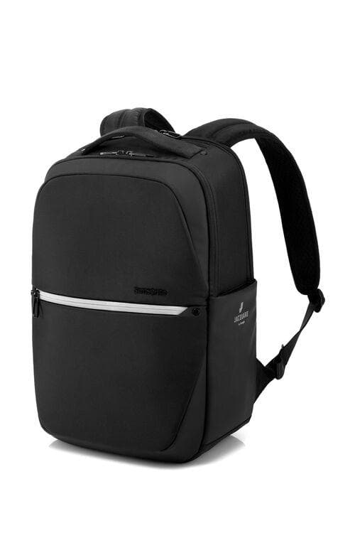 SAMSONITE KONNECT-I JACQUARD BY GOOGLE STANDARD BACKPACK BLACK