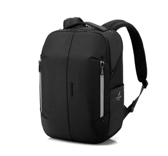 SAMSONITE KONNECT-I JACQUARD BY GOOGLE SLIM BACKPACK BLACK