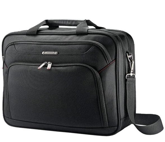 SAMSONITE XENON 3.0 TOPLOADER TWO GUSSET BRIEFCASE 15.6 INCH BLACK