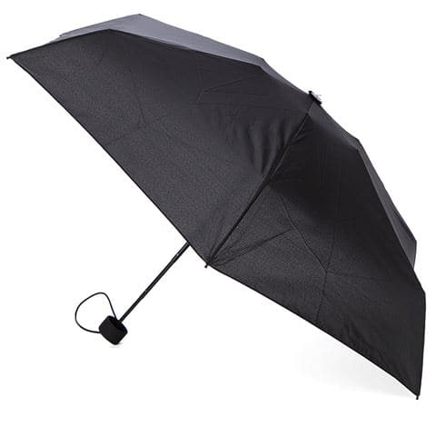 CLIFTON POCKET COMPANION UMBRELLA BLACK