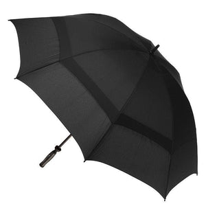CLIFTON HURRICANE UMBRELLA BLACK