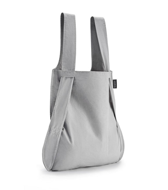 NOTABAG BAG AND BACKPACK GREY