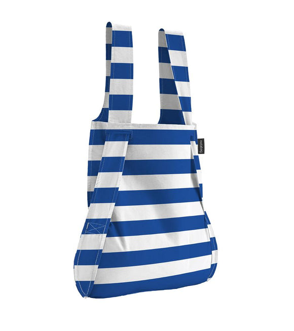 NOTABAG BAG & BACKPACK MARINE STRIPE