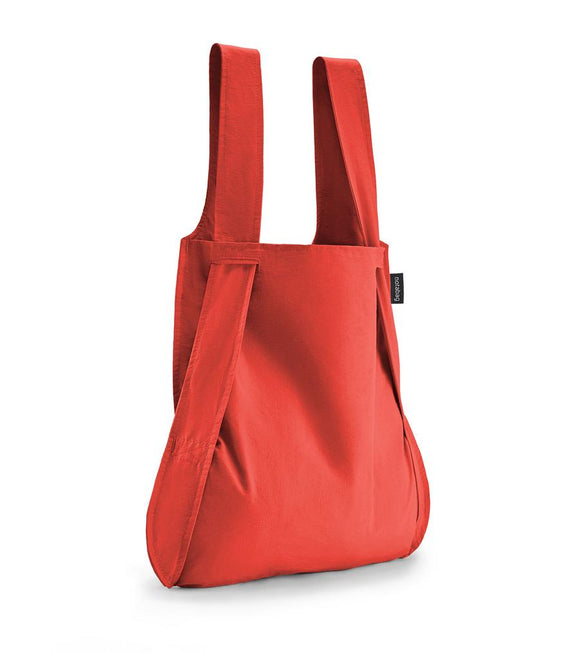 NOTABAG BAG AND BACKPACK RED