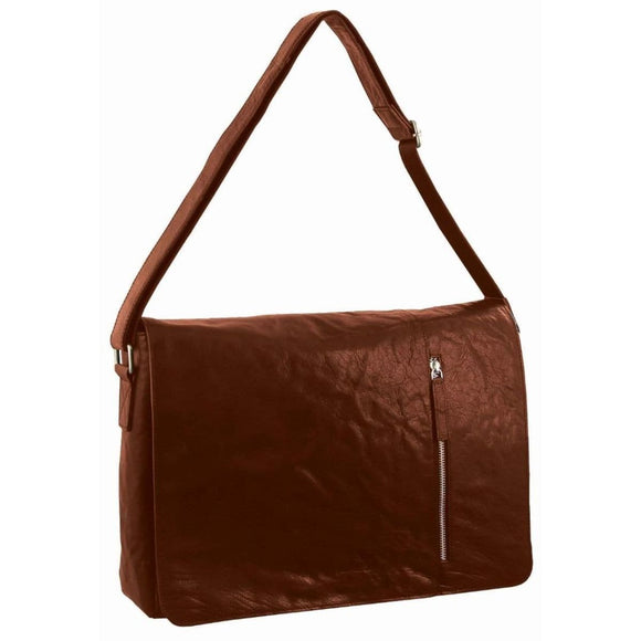 PIERRE CARDIN MESSENGER CHESTNUT