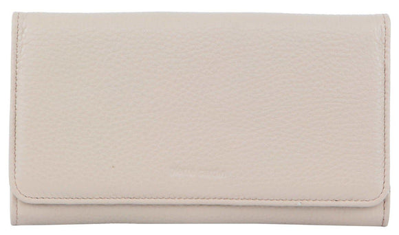 PIERRE CARDIN RFID LEATHER WALLET BLUSH