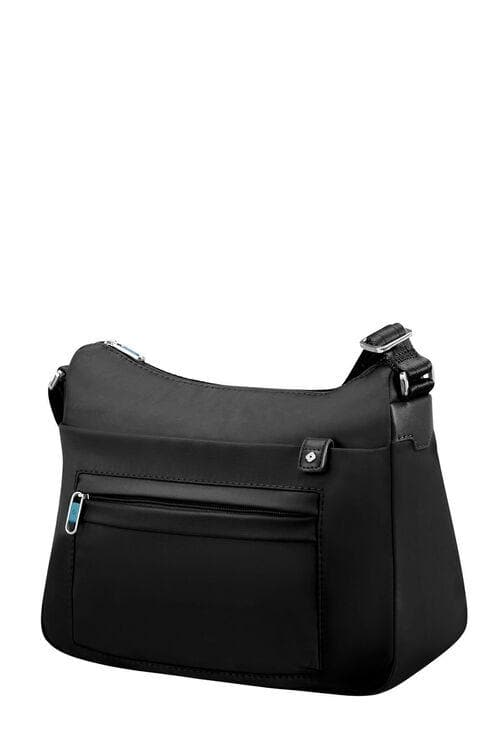 SAMSONITE MOVE 2.0 SECURE SHOULDER BAG M BLACK