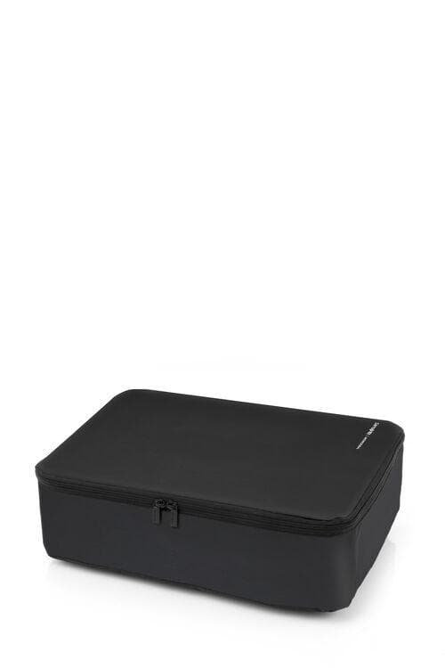 SAMSONITE PACKING CUBE SET OF 2 BLACK
