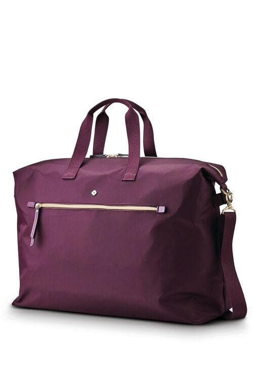 SAMSONITE MOBILE SOLUTION CLASSIC DUFFLE DAMSON PURPLE