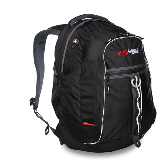 BLACK WOLF FREESTYLE 30 BACKPACK BLACK