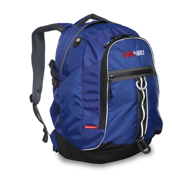 BLACK WOLF FREESTYLE 30 BACKPACK BLUE
