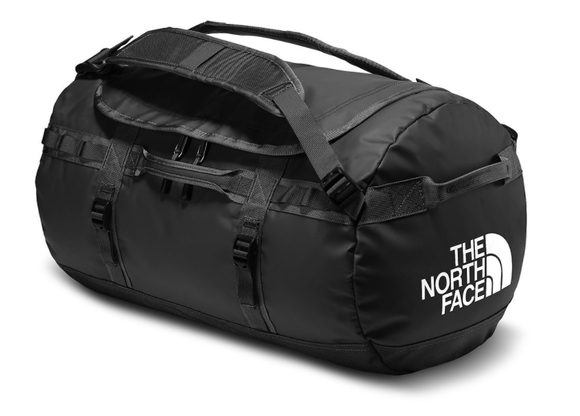 THE NORTH FACE BASE CAMP DUFFLE SMALL BLACK
