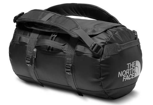 THE NORTH FACE BASE CAMP DUFFLE XS BLACK