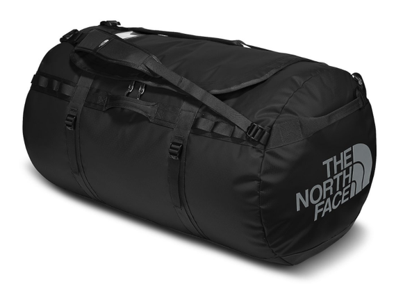 THE NORTH FACE BASE CAMP DUFFLE XXL BLACK