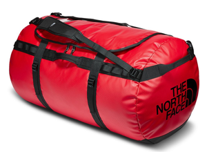 THE NORTH FACE BASE CAMP DUFFLE XXL RED