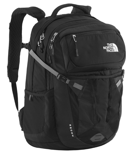THE NORTH FACE WOMENS RECON DAYPACK BLACK