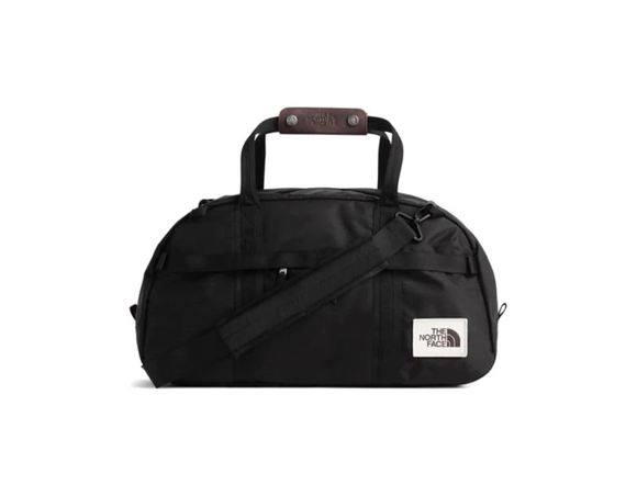 The North Face Berkley Duffle S Black Heather