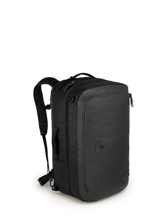 OSPREY TRANSPORTER CARRY ON BAG BLACK