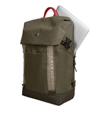 VICTORINOX ALTMONT CLASSIC DELUXE FLAPOVER 15 LAPTOP BACKPACK OLIVE