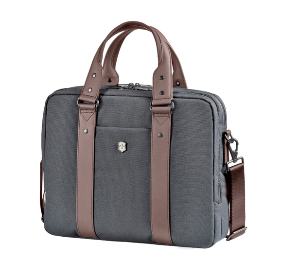 VICTORINOX ARCHITECTURE URBAN BODMER 14 GREY BROWN