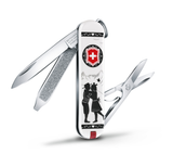 VICTORINOX CLASSIC LIMITED EDITION SMALL POCKET KNIFE ALPS OF LOVE