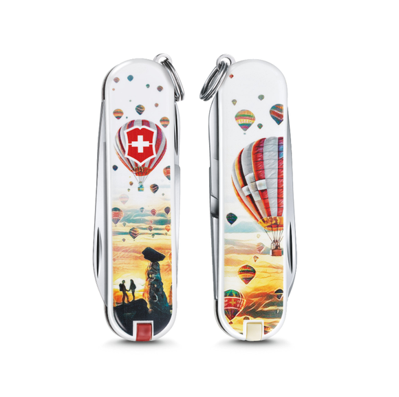 Victorinox Classic Limited Edition Small Pocket Knife Cappadocia