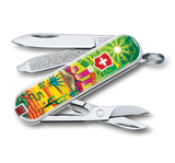 VICTORINOX CLASSIC LIMITED EDITION SMALL POCKET KNIFE MEXICAN SUNSET